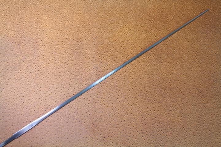 Basic Rapier Blade