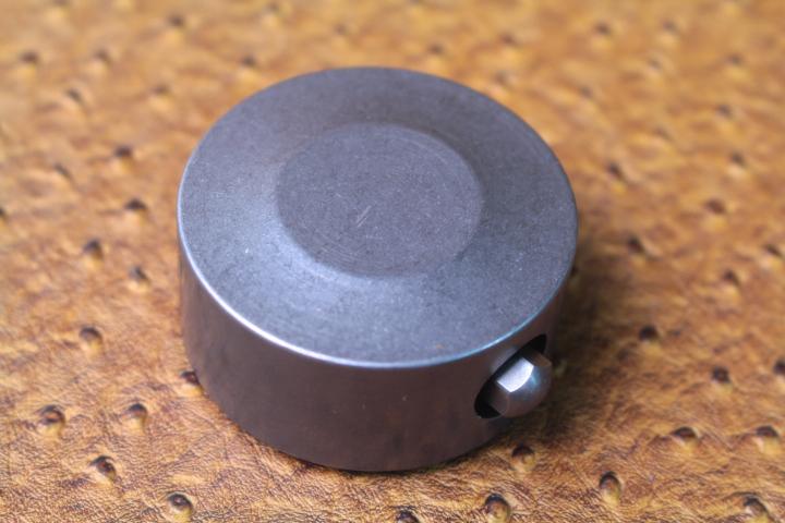 Wheel Pommel
