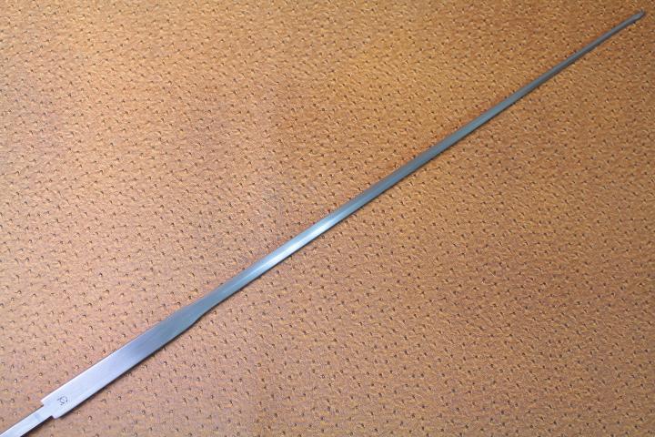 Colichemarde Blade