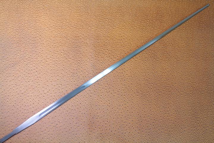 standard side sword blade castille armory
