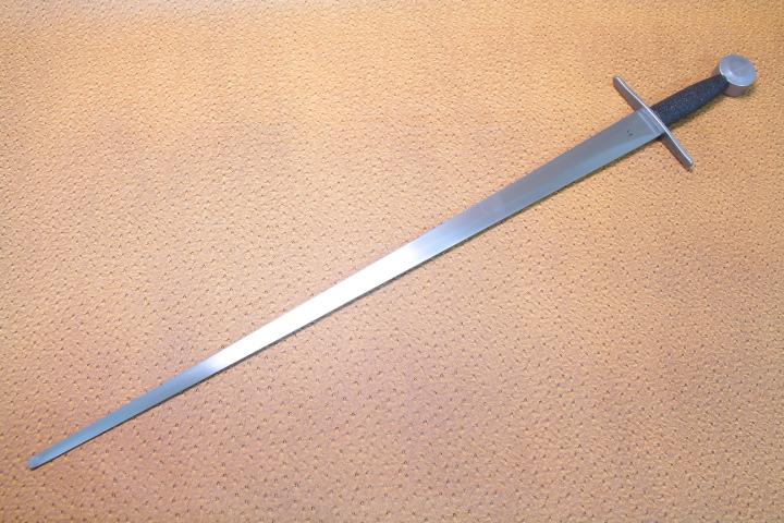 Complete Type XV Arming Sword (I33)