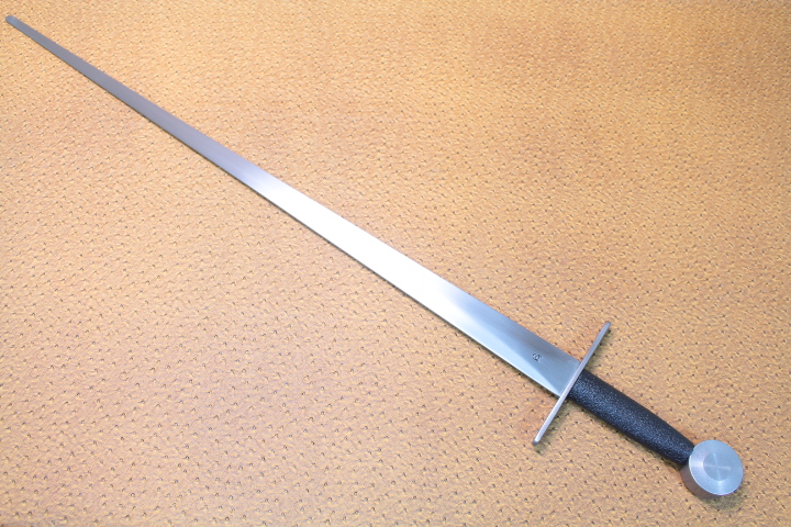 complete type xv arming sword i33 castille armory