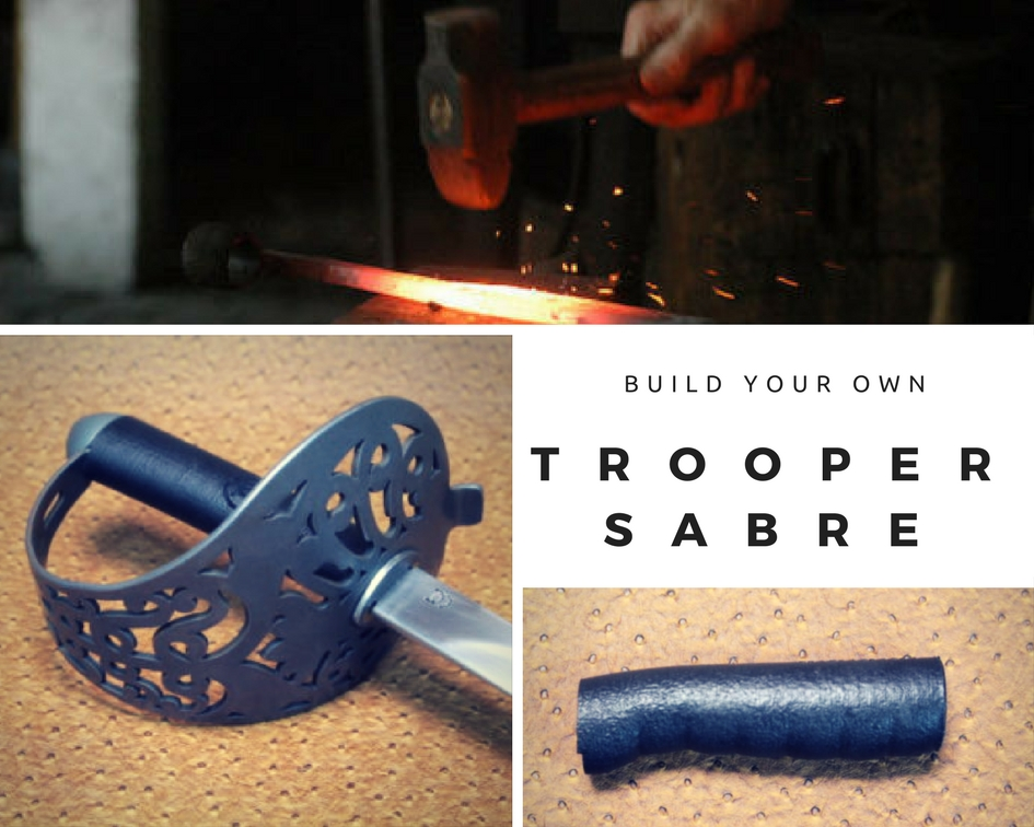 Build Your Own Trooper Sabre – Castille Armory