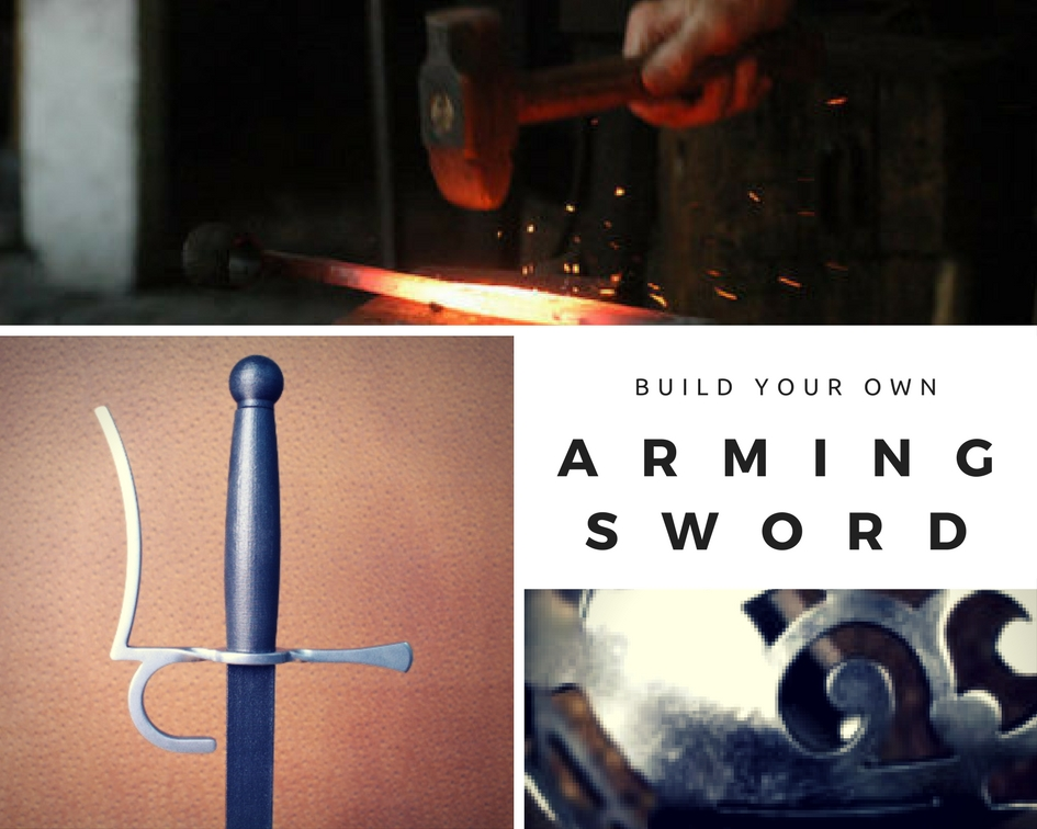 Build Your Own Arming Sword – Castille Armory